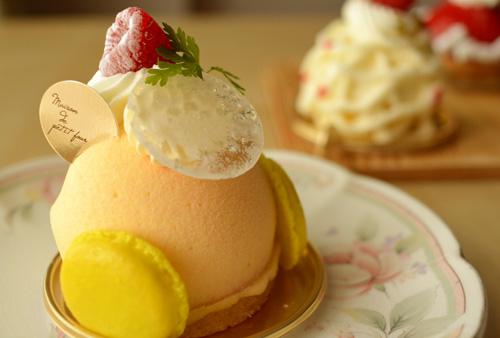 【ケーキ】メゾン・ド・プティ・フール「ボンブエキゾティック」 (2)