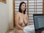 人妻熟女動画 : 【寺島志保】アラフォー豊満熟女奥様の中出しSEX