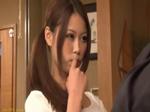 本日の人妻熟女動画 : 【素人】中に出したでしょ?バイト君をつまみ食いしちゃう人妻♪