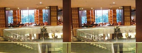 リーガロイヤルホテル大阪②(平行法)