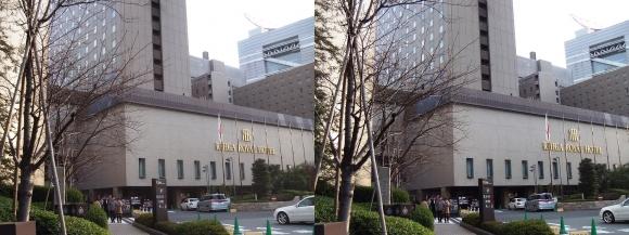 リーガロイヤルホテル大阪①(平行法)