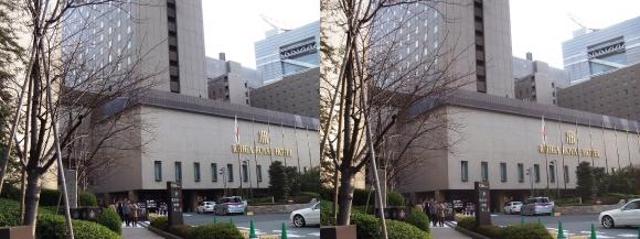 リーガロイヤルホテル大阪①(交差法)