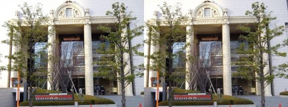 中之島ダイビル(交差法)