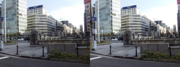 淀屋橋(平行法)