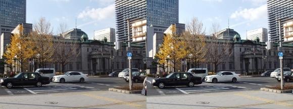 日本銀行大阪支店(平行法)