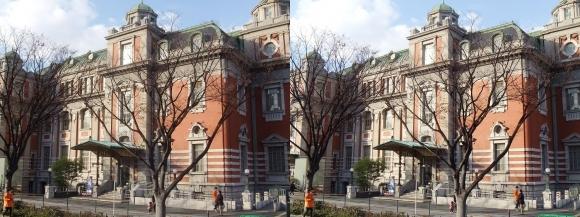 大阪市中央公会堂③(平行法)