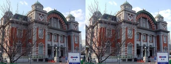 大阪市中央公会堂②(平行法)