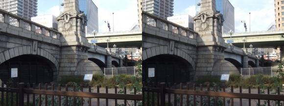 難波橋(交差法)