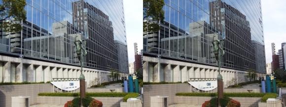 大阪マーチャンダイズ・マートビル(交差法)