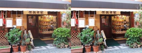 神戸南京町楽園酒家(平行法)