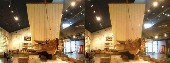 赤穂市立歴史博物館⑥(交差法)