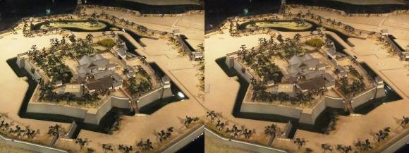 赤穂市立歴史博物館④(交差法)