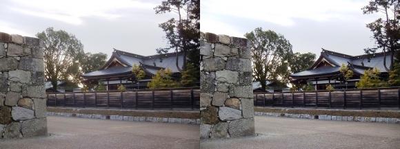 赤穂大石神社 外観(平行法)