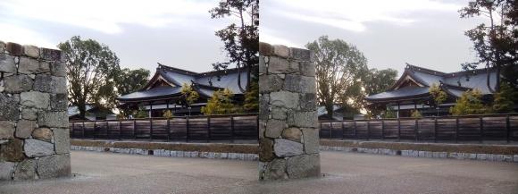 赤穂大石神社 外観(交差法)