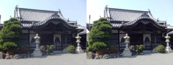 花岳寺 坐禅堂(平行法)