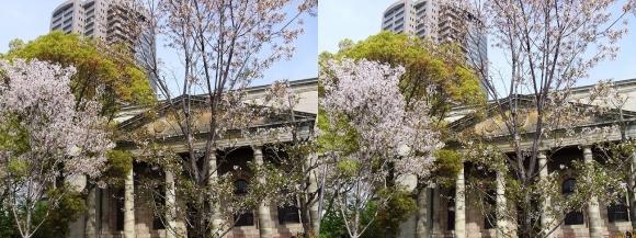 旧桜宮公会堂(平行法)