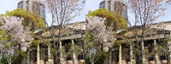 旧桜宮公会堂(交差法)