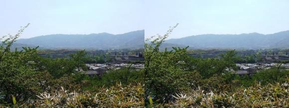 京都市洛西竹林公園 洛西ニュータウン(平行法)