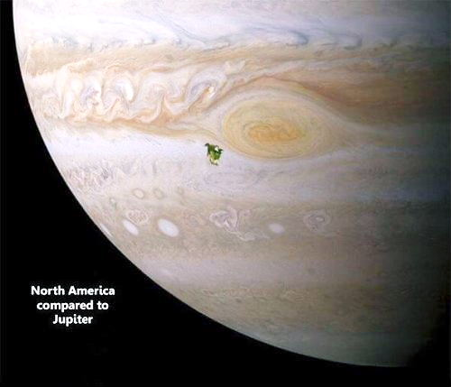 500 05 North America on Jupiter