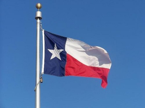 06 TX Lone Star State:flag