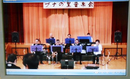 07 500 20141124 New Chorale 押木隆夫at ブナの里DVD