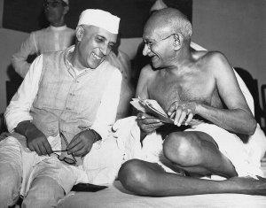 00 300 Jawaharlal Nehru Gandhi