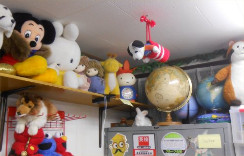 05 500 20150310 PS 進行形:Snoopy is flying