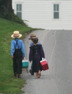 00b Amish in Pennsylnania