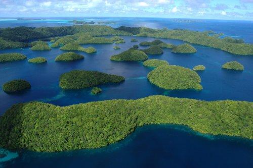 00a 500 Palau islands