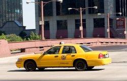 00b 250 yellow cab