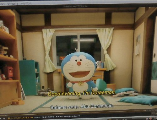 04 500 20150427 A3 DVD:Doraemon02 Scene