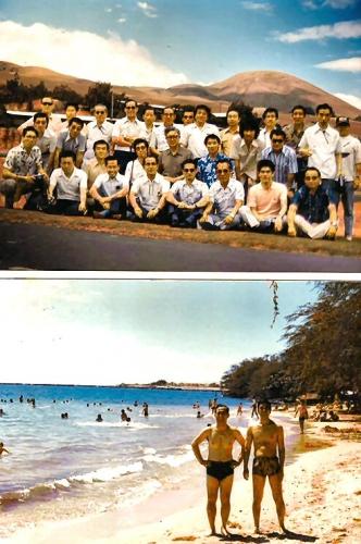 19 HPA 記念写真、Beach
