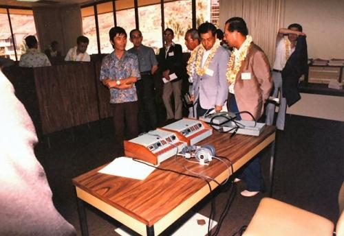 15 JAIMS 日米経営科学研究所 LL装置