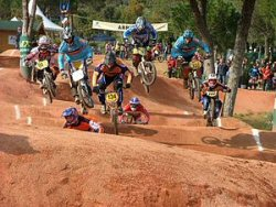 00 BMX Bicycle MotorCross-country