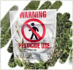 03b warning pesticide use