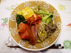 冷麺 2015-7