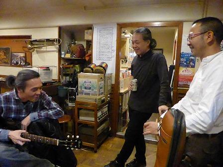 g村山義光講師と受講者 松阪市から受講です