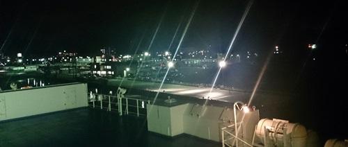 タンデム43舞鶴港