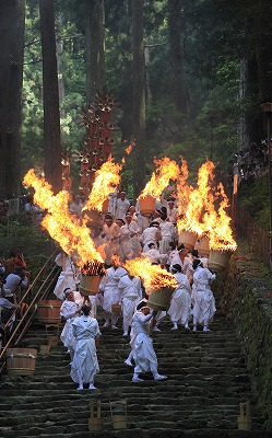 那智の火祭り12