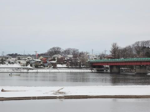 米代川河口201514