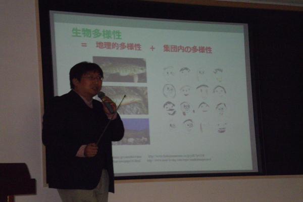 向井先生の講演12日