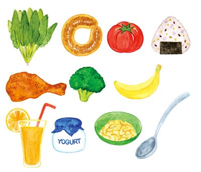 表紙食べ物