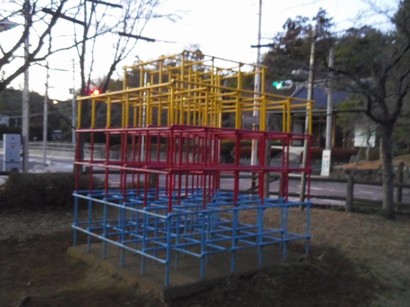 飯能 ヤマノススメ 中央公園