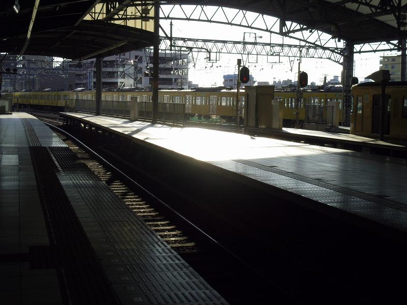 1月8日 西武池袋駅
