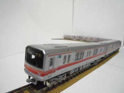 丸ノ内線 模型 改造