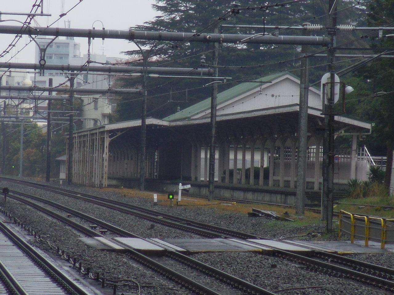 原宿駅 皇室専用