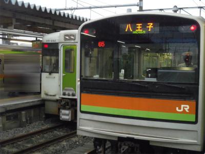 高麗川駅 八高線
