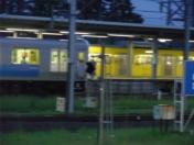 拝島駅 西武線