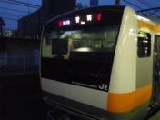 拝島駅 青梅線