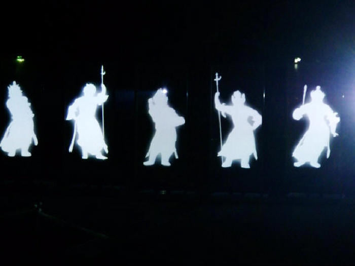 瑠璃絵 興福寺